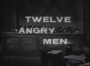 12 angry men critical thinkers essay 12 angry men response the setting of 12 angry men is a jury deliberation room where the jurors are and required to decide the guilt or innocence of an 18 year old that is accused of committing first-degree murder by stabbing his father with a switchblade knife.