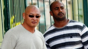 Chan and Sukumaran