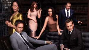 The legal eagles of Suits